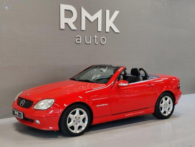 Mercedes-Benz SLK, kuva 1