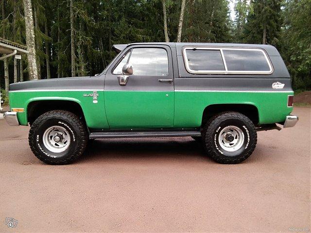 Chevrolet Blazer 7