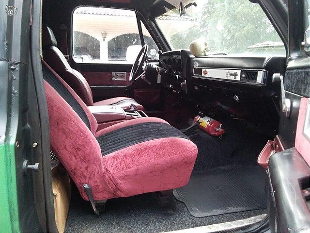 Chevrolet Blazer 8