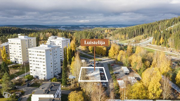 Kuopio Puijonlaakso Luistelijantie 4 3h+kt+s