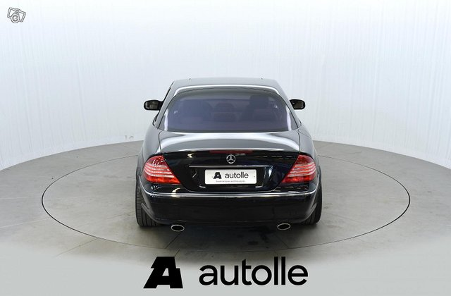 Mercedes-Benz CL 8