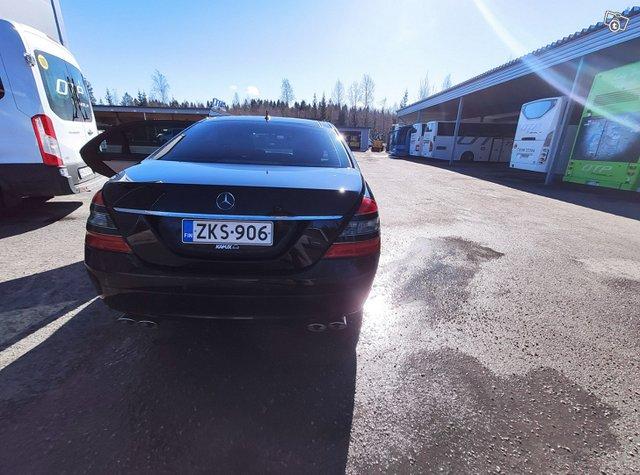 Mercedes-Benz S-sarja 4