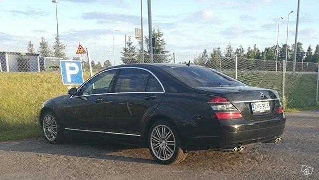 Mercedes-Benz S-sarja 14
