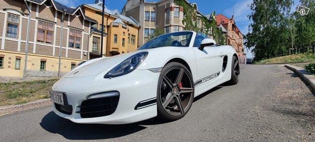 Porsche Boxster 1