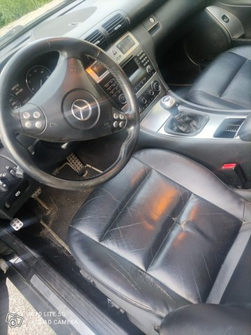 Mercedes benz C200 kompressor 7