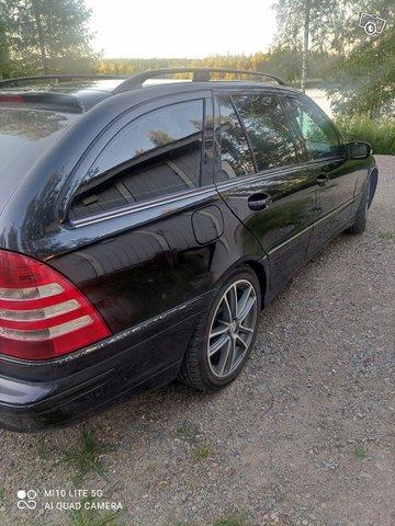 Mercedes benz C200 kompressor 5