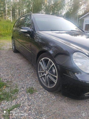 Mercedes benz C200 kompressor 2