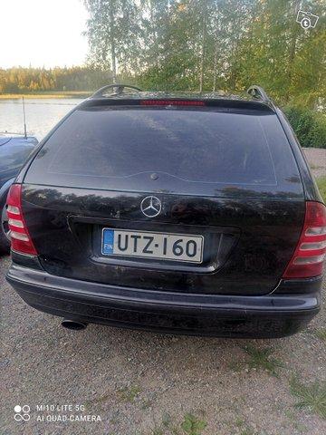 Mercedes benz C200 kompressor 4