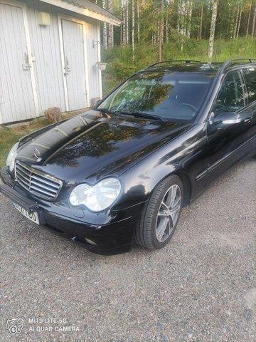 Mercedes benz C200 kompressor 1