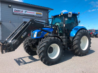 New Holland T 6080 PC