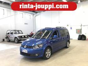 Volkswagen Caddy Maxi, Autot, Lahti, Tori.fi