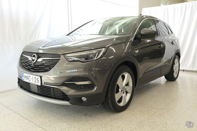 Opel Grandland X, kuva 1