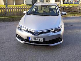 Toyota Auris Touring Sports 1,8 Hybrid Active, Autot, Turku, Tori.fi