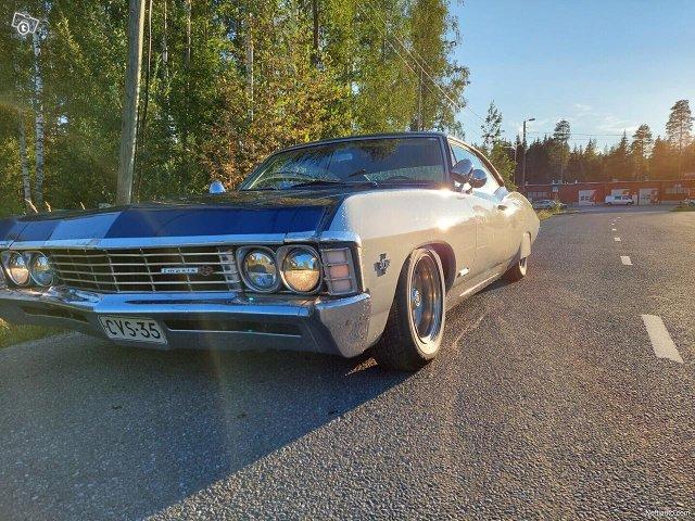 Chevrolet Impala 23
