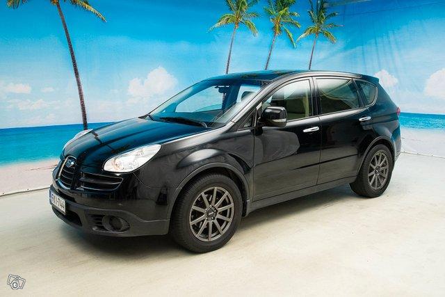 Subaru Tribeca 1