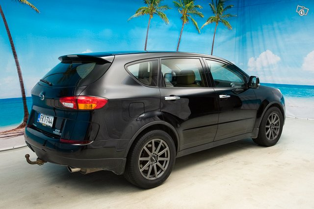 Subaru Tribeca 4