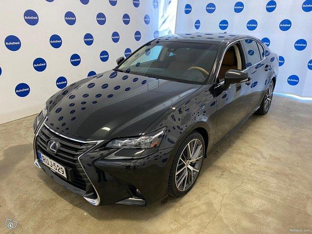 Lexus GS, kuva 1