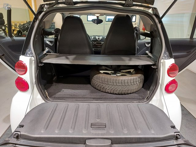 Smart Fortwo Coupe 9