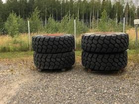 Doosan Pyöräkoneen rengassarja, Muut koneet ja tarvikkeet, Työkoneet ja kalusto, Joensuu, Tori.fi