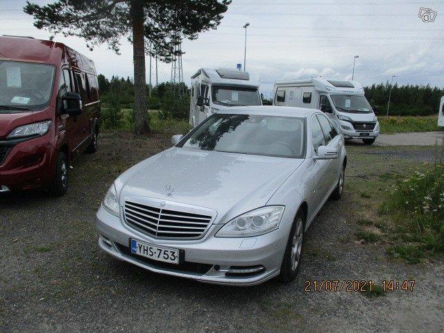 Mercedes-Benz S 350 BLUETEC 4MATIC, kuva 1