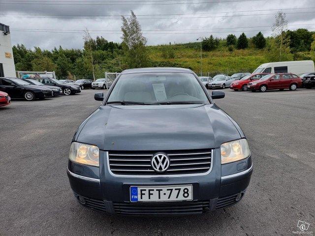 Volkswagen Passat 4