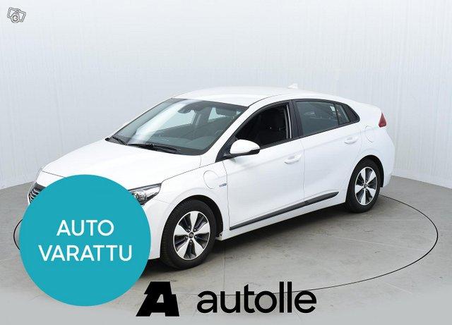 Hyundai Ioniq Plug-In, kuva 1