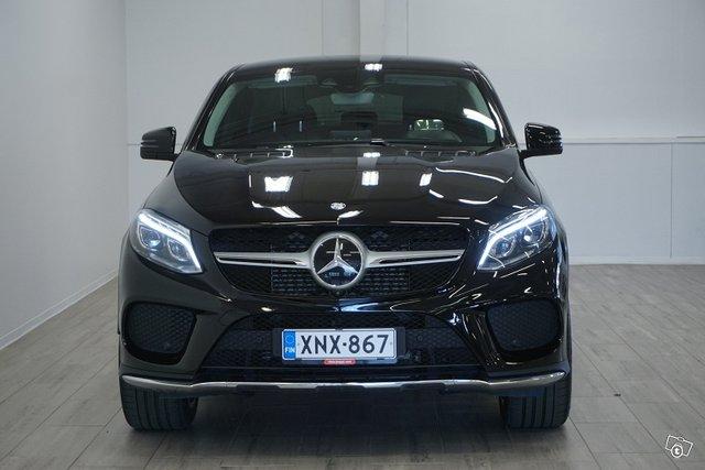 Mercedes-Benz GLE 3