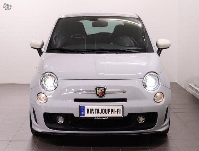 Fiat Abarth 500 3