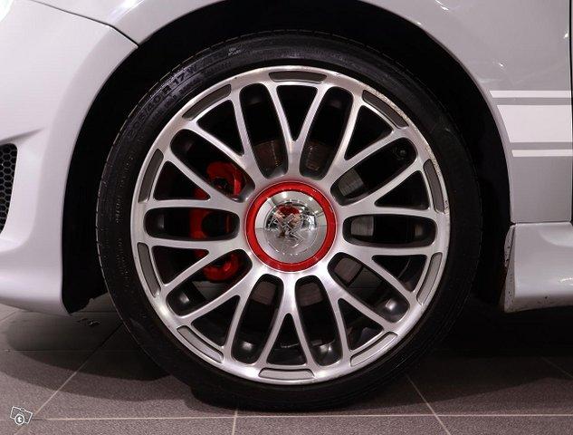 Fiat Abarth 500 9