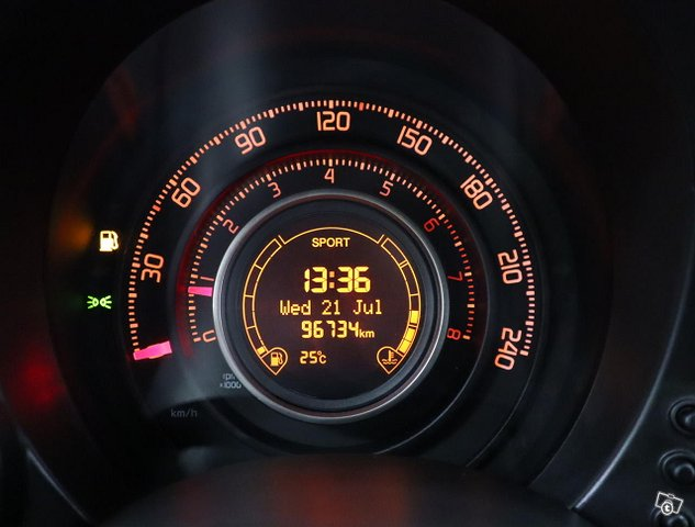 Fiat Abarth 500 12
