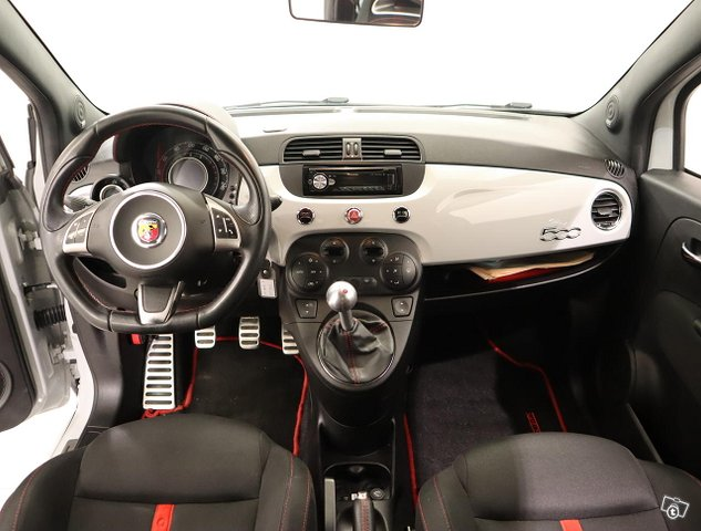 Fiat Abarth 500 17