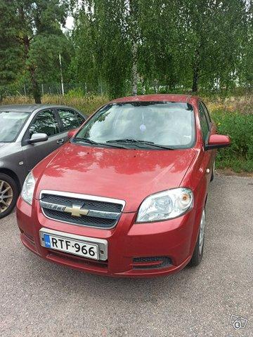 Chevrolet Aveo 1