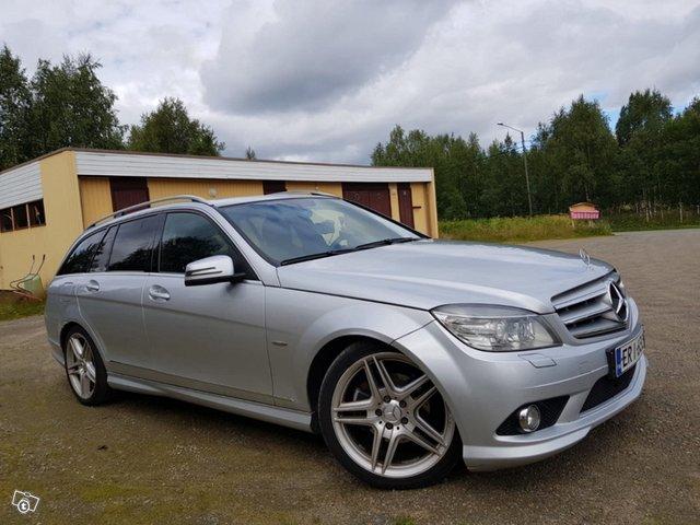Mercedes-Benz C-sarja 1