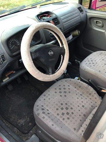 Opel Agila 3