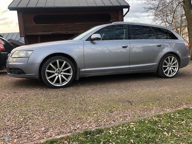 Audi A6 2.0 TDI S-line Business 2008 3