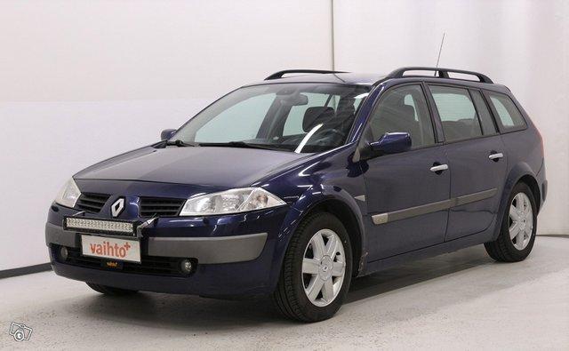Renault 5D MEGANE BREAK 1.6