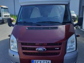 Dethleffs Jupivan 02 Ford, Matkailuautot, Matkailuautot ja asuntovaunut, Oulu, Tori.fi