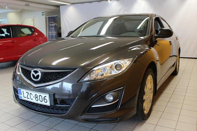 Mazda 6 4