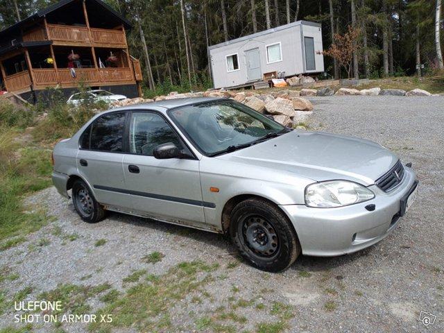 Honda Civic, kuva 1