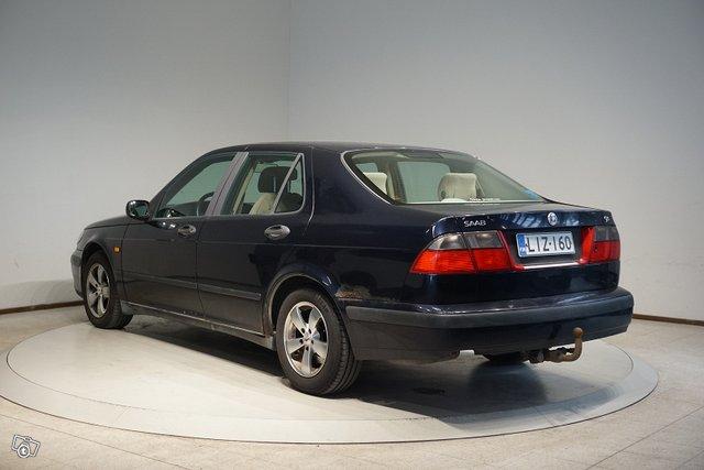 Saab 9-5 7
