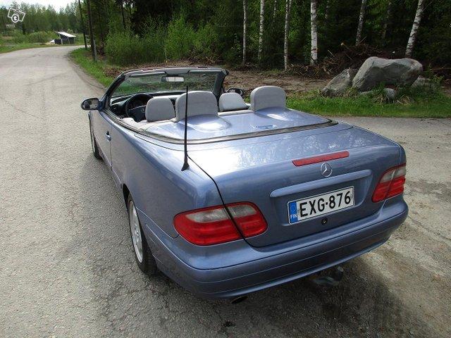 Mercedes-Benz CLK 5