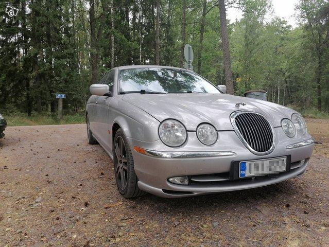 Jaguar S-Type 3