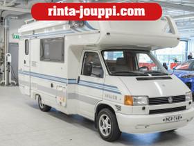 Volkswagen Transporter 2.4D, Matkailuautot, Matkailuautot ja asuntovaunut, Pori, Tori.fi