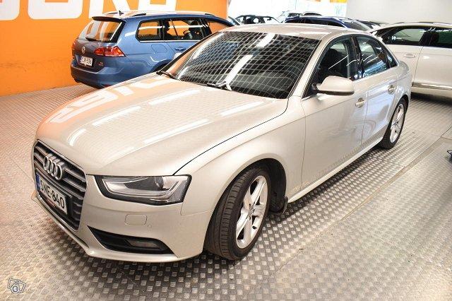 Audi A4, kuva 1