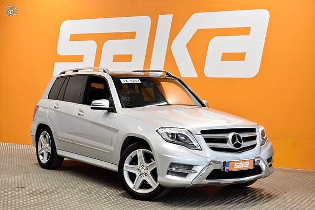 Mercedes-Benz GLK, kuva 1