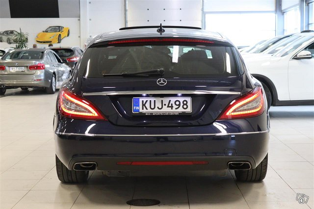 Mercedes-Benz CLS 11