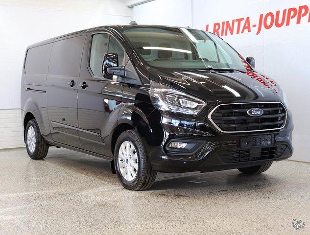 Ford Transit Custom, kuva 1