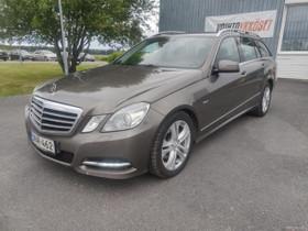 Mercedes-Benz E, Autot, Tervola, Tori.fi