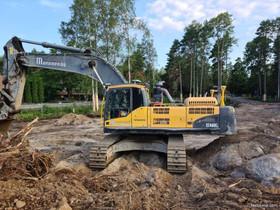 Volvo EC 460 C L Trimble 3D, Maanrakennuskoneet, Työkoneet ja kalusto, Hyvinkää, Tori.fi