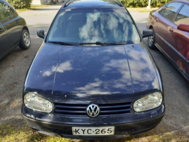Volkswagen Golf, kuva 1